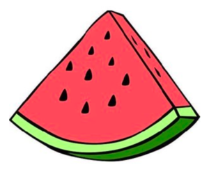 watermelon and FRUiTS image