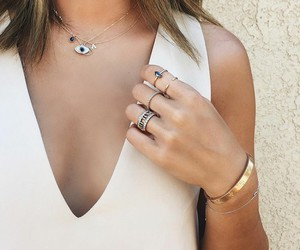 accessories, girl, and jewely image