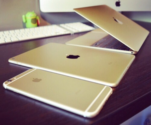 iphone, ipad, and apple image