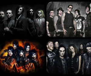 a7x, avenged sevenfold, and bands image