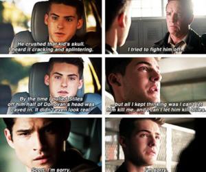 teen wolf, tyler posey, and season 5 image