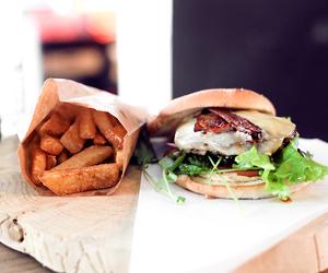 food, fries, and tumblr image