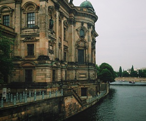 beautiful, berlin, and building image