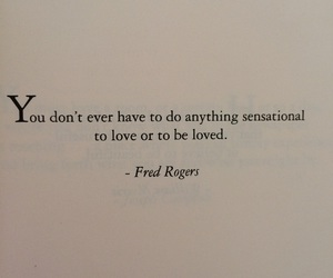 Fred, quote, and loved image