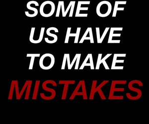 make, mistakes, and quotes image