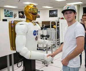 one direction, niall horan, and nasa image