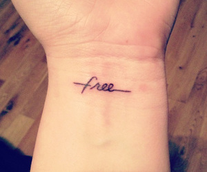 free, tattoo, and small image