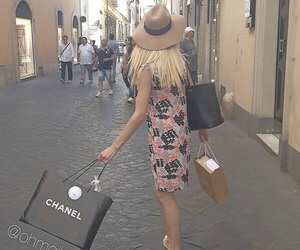 blonde, chanel, and Dream image