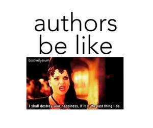 authors, once upon a time, and regina image