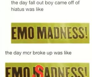 fall out boy, funny, and jokes image