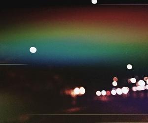 blur, night, and tumblr image