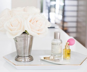 clean, luxury, and perfume image