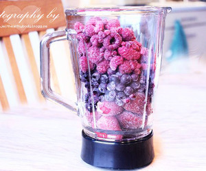 berries, pretty, and healthylifestyle image