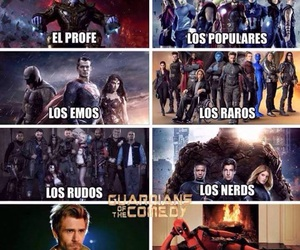 Avengers, harry potter, and heroes image