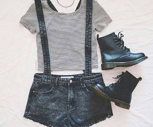clothes, jeans, and beautiful image