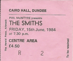 pink, the smiths, and band image
