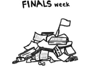 school, finals, and quotes image