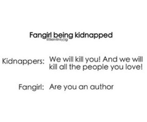 book, reader, and fangirl image