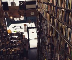 book, bookstore, and fandom image