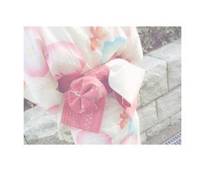 fashion, pink, and 日本 image