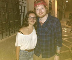 fan, ed sheeran, and this isn't me image