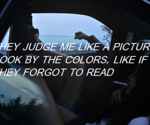 grunge, judge, and book image