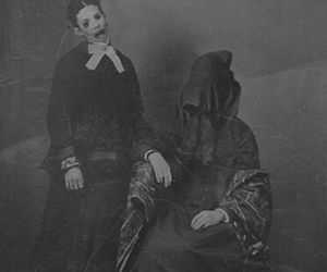 horror, creepy, and macabre image