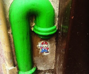 mario and green image