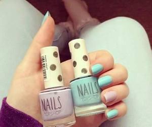 nails and topshop image