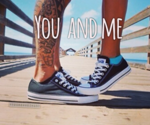 love, couple, and all stars image