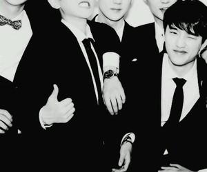 exo, sehun, and lay image