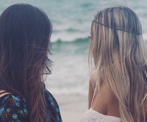 beach, fashion, and girls image