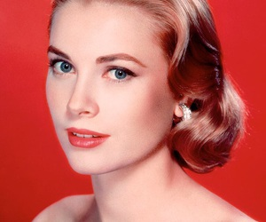 grace kelly, actress, and princess image
