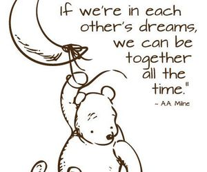 Dream, love, and piglet image