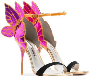 butterflies, sapatos, and sophia webster image