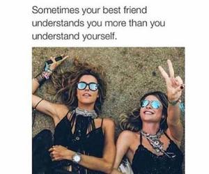 best friends, bff, and forever image