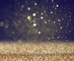 glitter, gold, and sparkle in so cal contest image