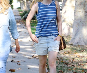actress, aurora, and Elle Fanning image
