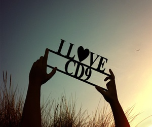 ilove, cd9, and y000 image
