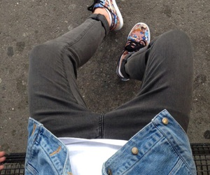 boy, jeans, and nike image