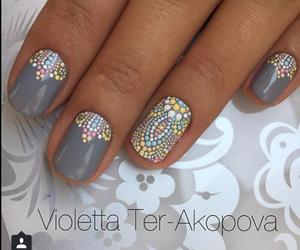 nails, nails art, and nails design image