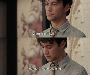 (500) Days of Summer, film, and phrases image