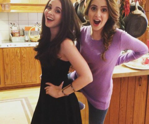 sisters, vanessa marano, and switched at birth image