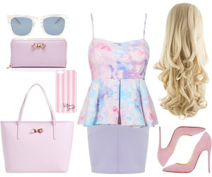bag, bags, and barbie image