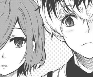 tokyo ghoul, anime, and manga image