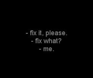 quote, text, and fix image