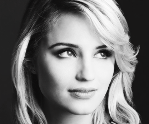 glee, dianna, and dianna agron image