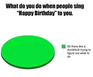 funny, birthday, and lol image