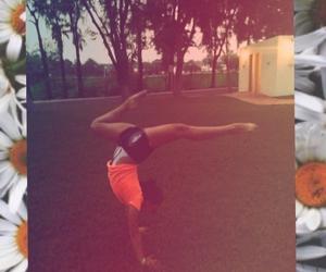 dance, danza, and gimnastic image