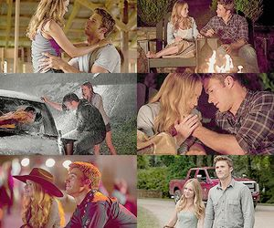 movie, nicholas sparks, and the longest ride image
